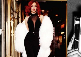 Throwback Thursday: Rihanna and Ellen von Unwerth rihanna-fenty.com