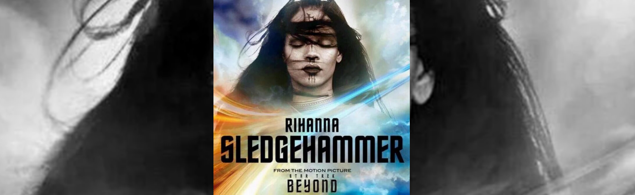 Rihanna to be featured on Star Trek: Beyond soundtrack