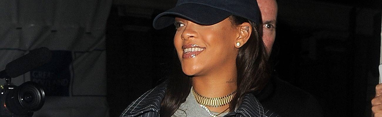 Rihanna parties at Tape nightclub after the Wembley concert