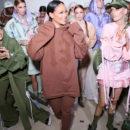 FENTY x PUMA by Rihanna : Backstage - Paris Fashion Week Spring/Summer 2017