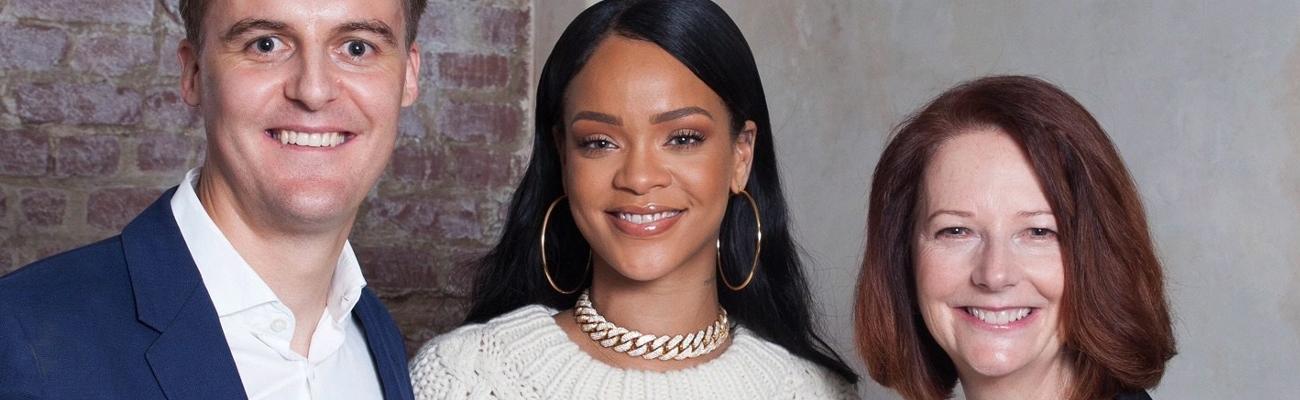 Rihanna appointed Global Ambassador to champion education