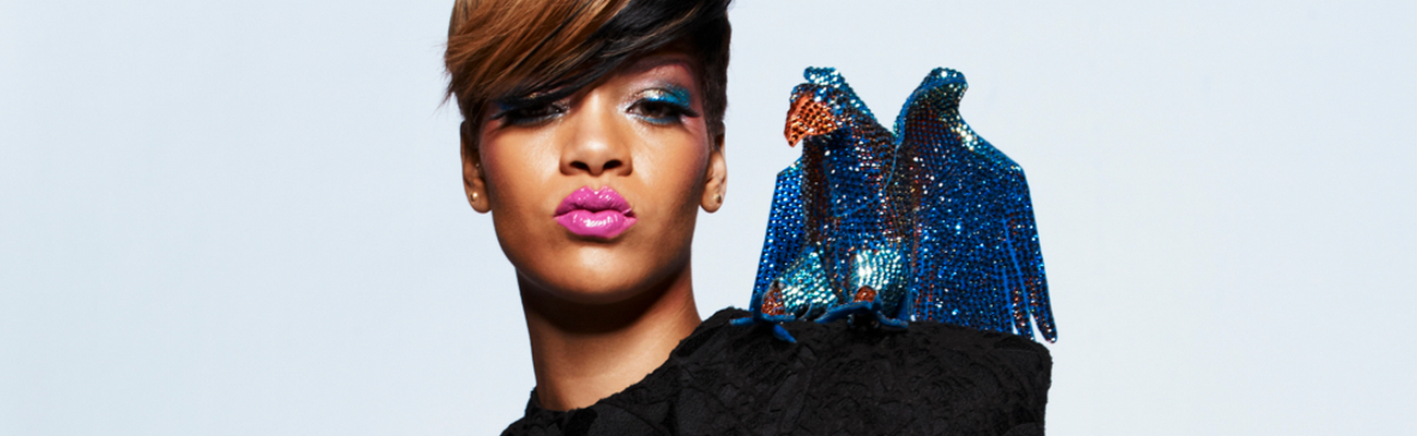 Rihanna scores one MOBO Awards nomination