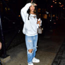 Celebrity Sightings in New York City - October 5, 2016