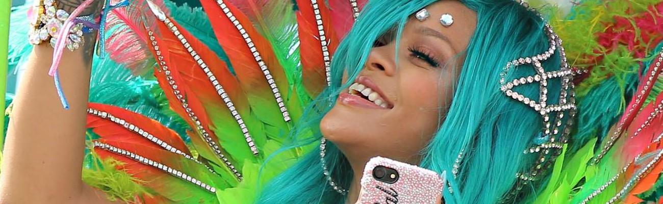 Rihanna breaks the Internet with her Crop Over look