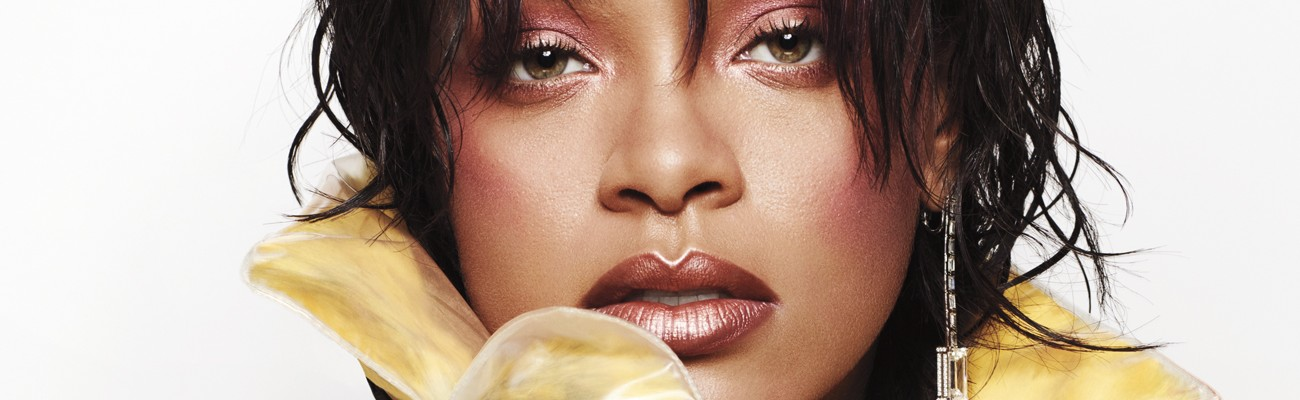 Rihanna answers her famous friends' questions in ELLE