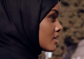 Halima Aden talks Rihanna