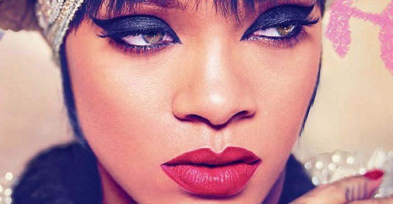 Rihanna covers Harper's Bazaar Arabia 2014