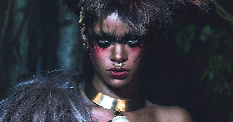 Fashion Sunday: Rihanna for W Magazine