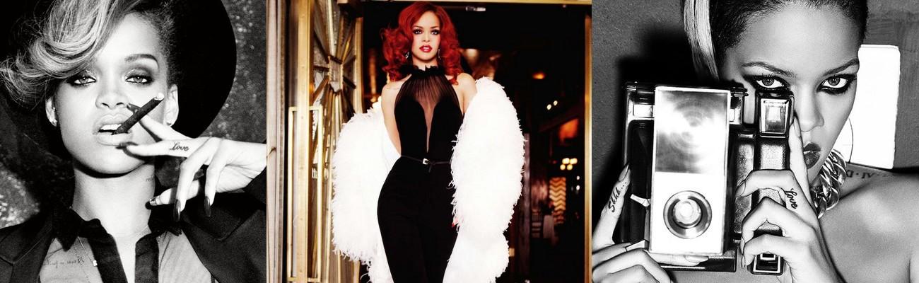 Throwback Thursday: Rihanna and Ellen von Unwerth