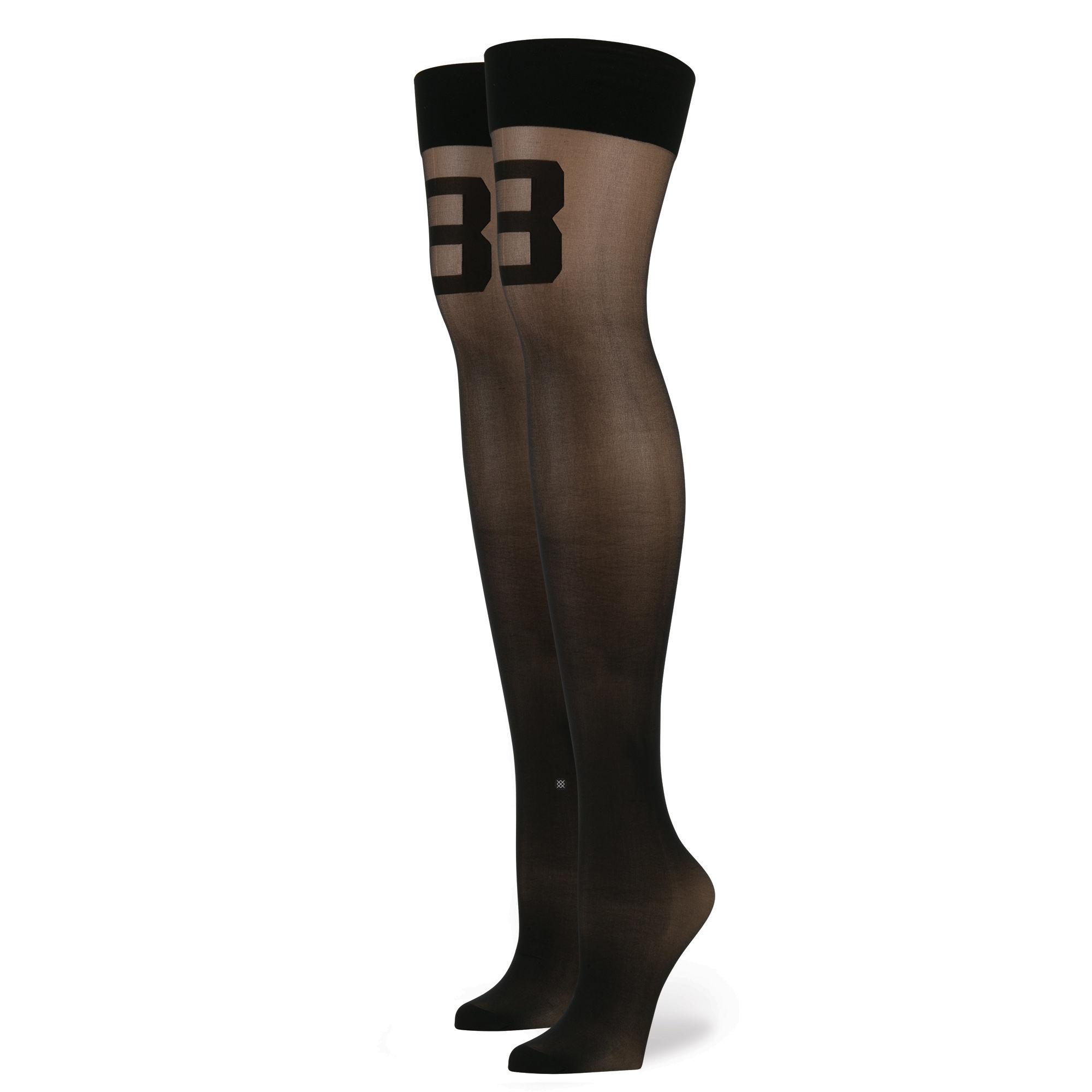 $24 Stance x Rihanna Women Pedi Cure Socks black
