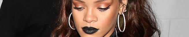 CANDIDS: Rihanna outside the MAMA Gallery