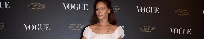 Rihanna at Vogue 95th Anniversary Party