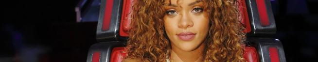 Rihanna on The Voice TONIGHT