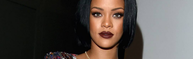 Rihanna performs at MusiCares Person of the Year event
