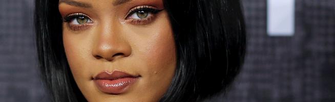 Rihanna debuts her PUMA collection at NYFW