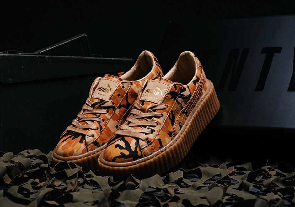 fenty puma by rihanna creeper sneaker