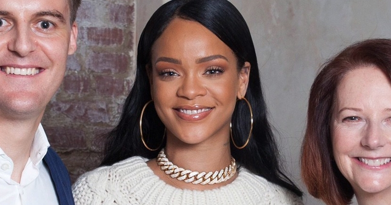 VIDEO: Rihanna Spent a Week in Malawi for a Really Good Reason