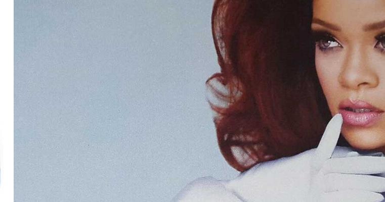 New fragrance: Kiss by Rihanna