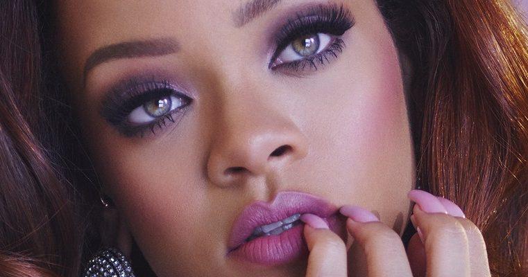 Rihanna's new fragrance Kiss available now