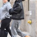 Rihanna left New York on January 25, 2017 Apartment