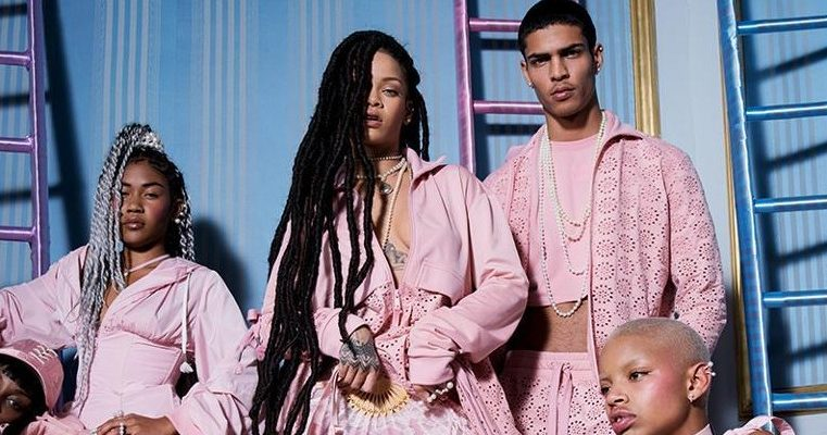 Second FENTYxPUMA collection available in the US; Europe gets release date
