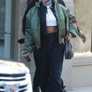 Rihanna in New York on March 23, 2017