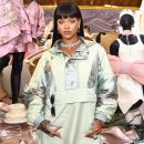 Rihanna opens the FENTYXPUMA pop-up shop in Los Angeles on April 18, 2017 events