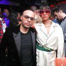 Rihanna at 2017 Met Gala after party Richie Akiva