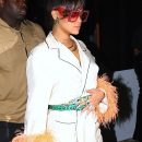 Rihanna at MET Ball after party at 1OAK in New York on May 1, 2017 Pictures