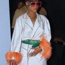 Rihanna at MET Ball after party at 1OAK in New York on May 1, 2017 photos