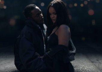 Kendrick Lamar and Rihanna's Loyalty. hits No. 1 on Rhythmic Songs Chart