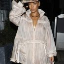 Rihanna steps out in Los Angeles July 12, 2017 Santa Monica