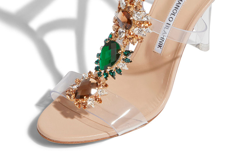 Rihanna x Manolo Blahnik So Stoned