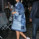 Rihanna in New York - September 13