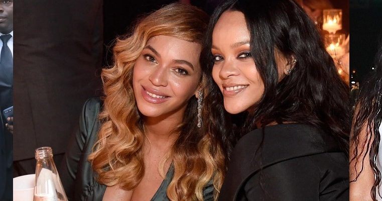 Inside Rihanna's Diamond Ball: Dave Chappelle Rocks Star-Studded Event