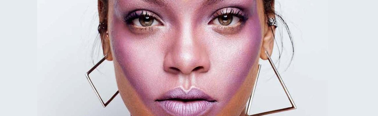 Rihanna covers ELLE Magazine