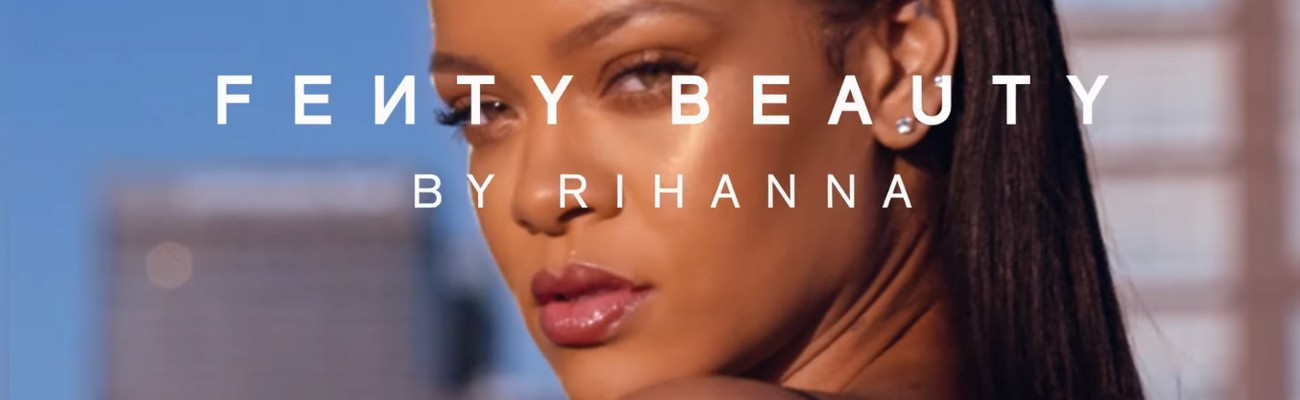Rihanna celebrates diversity with her Fenty Beauty line