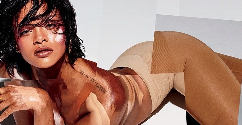Rihanna for Elle Magazine October 2017