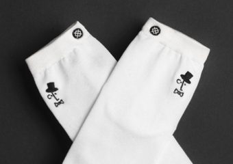 Rihanna and Stance released special Clara Lionel Foundation socks!