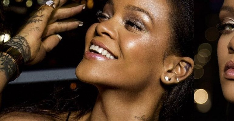 Fenty Beauty Galaxy collection by Rihanna