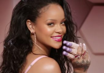 Live-created fan campaign for Fenty Beauty by Rihanna