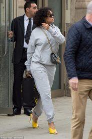 Rihanna out in New York October 26, 2017 rihanna-fenty.com