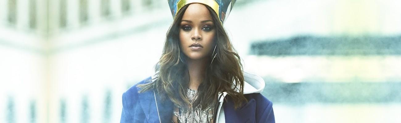 Anya Ziourova talks styling Rihanna for Vogue Arabia