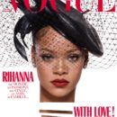 Rihanna covers Vogue Paris
