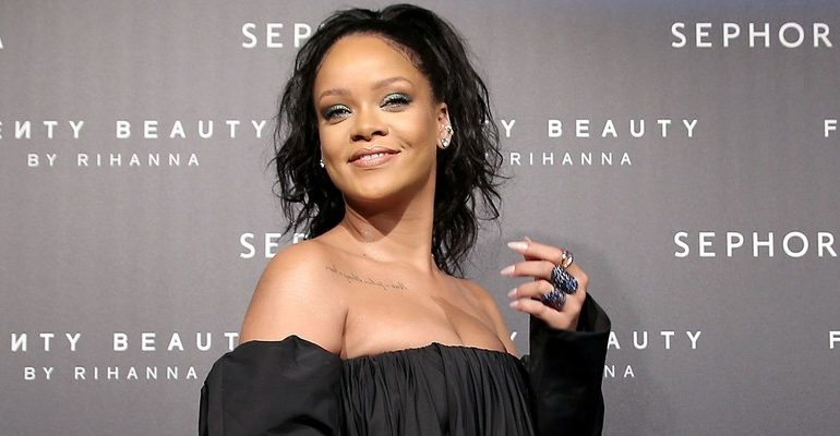 Rihanna talks Fenty Beauty and sends positive message to young girls rihanna-fenty.com