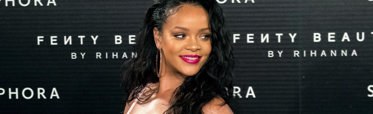 Rihanna named The Beauty Innovator of the Year