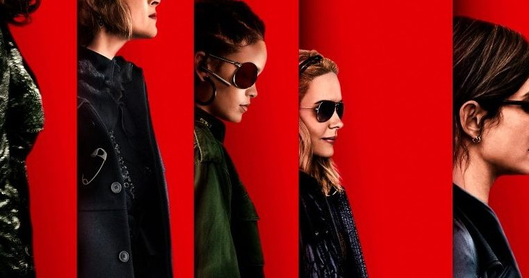 New Ocean's Eight trailer tomorrow!