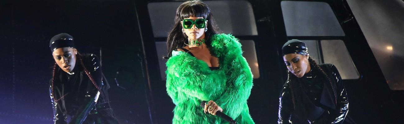 Rihanna scores five iHeartRadio Music Awards 2018 nominations