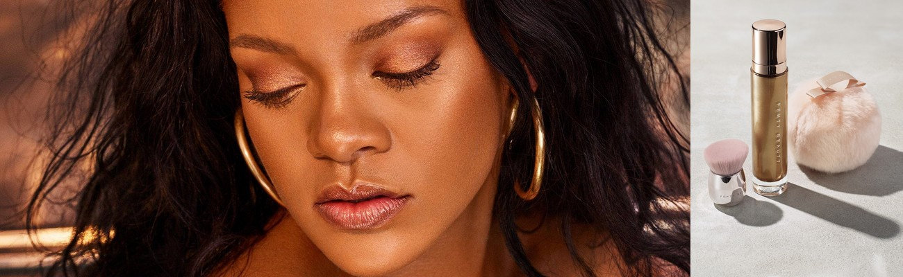Body Lava and Fairy Bomb from Fenty Beauty available now!