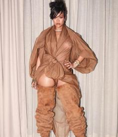 Rihanna at Coachella 2018 Saturday